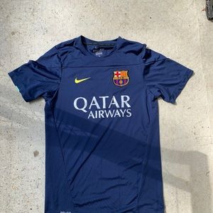 Nike Barcelona Official Training Jersey - Small